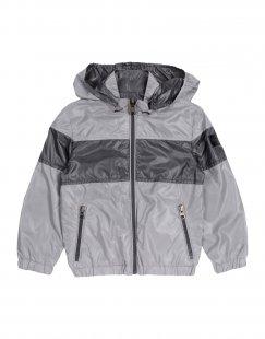 313 TRE UNO TRE Jungen 0-24 monate Jacke Farbe Grau Größe 10