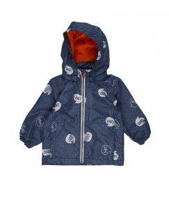 NAME IT® Jungen 0-24 monate Jacke Farbe Taubenblau Größe 10