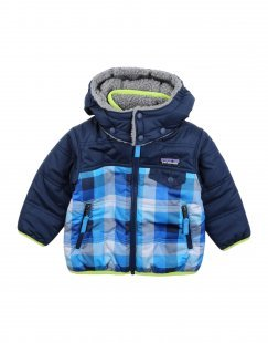 PATAGONIA Jungen 0-24 monate Jacke Farbe Dunkelblau Größe 3