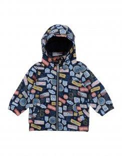 NAME IT® Jungen 0-24 monate Jacke Farbe Dunkelblau Größe 8