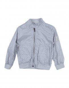 BOMBOOGIE Jungen 0-24 monate Jacke Farbe Hellgrau Größe 10