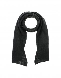 PIECES Damen Schal Farbe Schwarz Größe 1