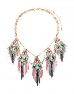 GEORGE J. LOVE Damen Halskette Farbe Gold Größe 1