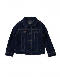 ESPRIT Mädchen 0-24 monate Jeansjacke/-mantel Farbe Blau Größe 10