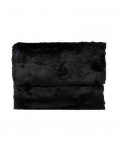 OUI, ODILE! Damen Handtaschen Farbe Schwarz Größe 1