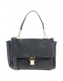 MANIFATTURE CAMPANE Damen Handtaschen Farbe Schwarz Größe 1
