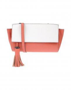 MANIFATTURE CAMPANE Damen Handtaschen Farbe Koralle Größe 1