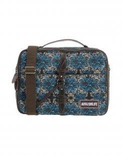 BRACCIALINI Damen Handtaschen Farbe Azurblau Größe 1