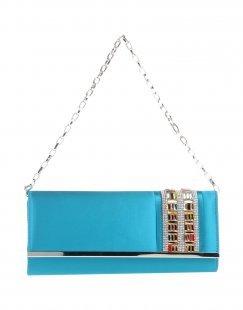 VOLUM Damen Handtaschen Farbe Tūrkis Größe 1