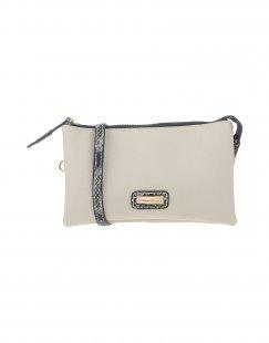 VOLUM Damen Handtaschen Farbe Beige Größe 1