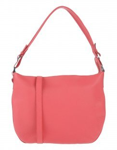NASCHBAG Damen Handtaschen Farbe Koralle Größe 1