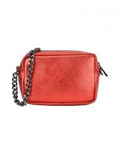 GEORGE J. LOVE Damen Handtaschen Farbe Rot Größe 1