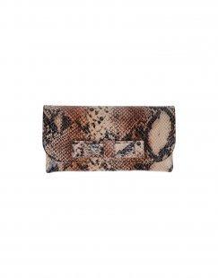 LA FILLE des FLEURS Damen Handtaschen Farbe Beige Größe 1