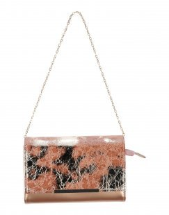 VOLUM Damen Handtaschen Farbe Kupfer Größe 1