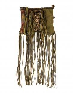 CATERINA LUCCHI Damen Handtaschen Farbe Khaki Größe 1
