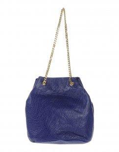 MANIFATTURE CAMPANE Damen Handtaschen Farbe Blau Größe 1