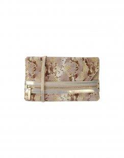 VOLUM Damen Handtaschen Farbe Hellbraun Größe 1