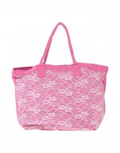 ROSSELLA CARRARA Damen Handtaschen Farbe Fuchsia Größe 1