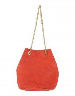MANIFATTURE CAMPANE Damen Handtaschen Farbe Rot Größe 1