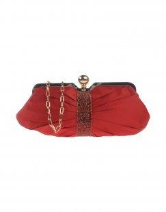 VOLUM Damen Handtaschen Farbe Rot Größe 1