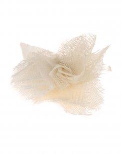 MONNALISA CHIC Damen Brosche Farbe Elfenbein Größe 1