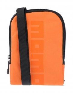 MOMO DESIGN Herren Umhängetasche Farbe Orange Größe 1
