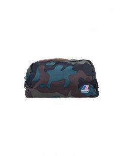 K-WAY Damen Beauty Case Farbe Militärgrün Größe 1