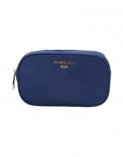 POMIKAKI Damen Beauty Case Farbe Blau Größe 1