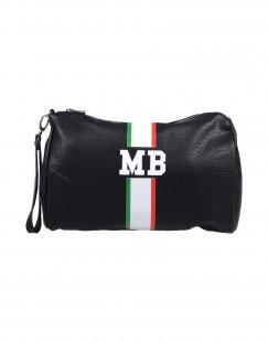 MIA BAG Damen Beauty Case Farbe Schwarz Größe 1