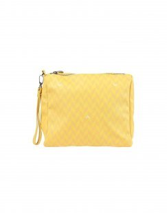 MIA BAG Damen Beauty Case Farbe Gelb Größe 1