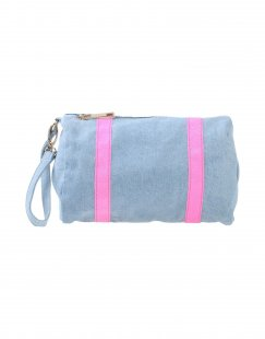MIA BAG Damen Beauty Case Farbe Blau Größe 1