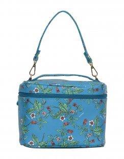 NAJ-OLEARI Damen Beauty Case Farbe Azurblau Größe 1