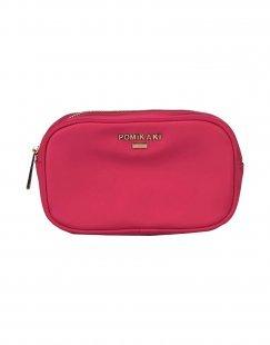 POMIKAKI Damen Beauty Case Farbe Fuchsia Größe 1
