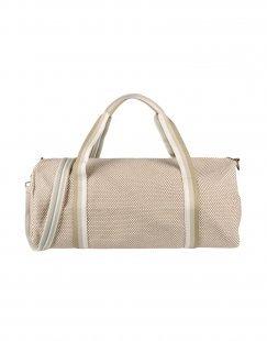 8 Unisex Reisetasche Farbe Beige Größe 1