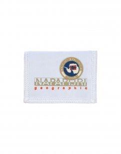 NAPAPIJRI Damen Brieftasche Farbe Weiß Größe 1