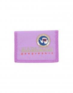 NAPAPIJRI Damen Brieftasche Farbe Malve Größe 1