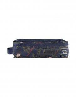 HERSCHEL SUPPLY CO. Unisex Beauty Case Farbe Dunkelblau Größe 1