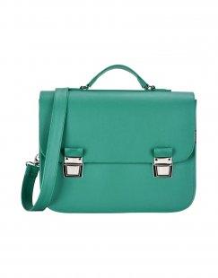 LA CARTELLA Damen Aktentaschen Farbe Grün Größe 1
