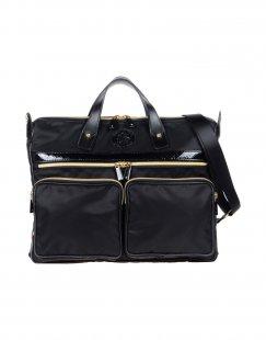 DESERTIKA Damen Aktentaschen Farbe Schwarz Größe 1