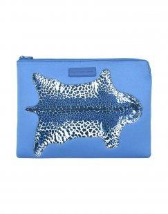MARC BY MARC JACOBS Damen Aktentaschen Farbe Blau Größe 1