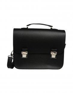 LA CARTELLA Damen Aktentaschen Farbe Schwarz Größe 1