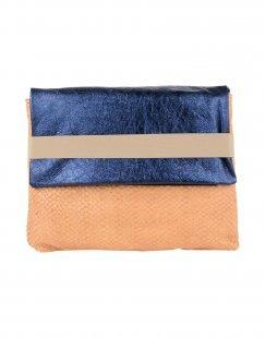 EBARRITO Damen Aktentaschen Farbe Dunkelblau Größe 1