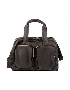K-WAY Damen Aktentaschen Farbe Dunkelbraun Größe 1