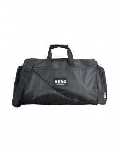 HERO´S HEROINE Herren Reisetasche Farbe Schwarz Größe 1