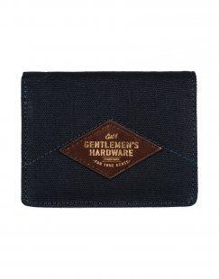 RIDLEY´S GAMES ROOM Herren Brieftasche Farbe Dunkelblau Größe 1