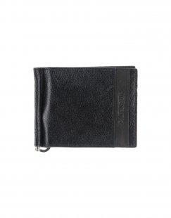 CAFèNOIR Herren Brieftasche Farbe Schwarz Größe 1