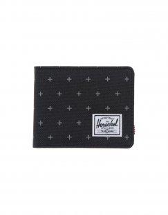 HERSCHEL SUPPLY CO. Herren Brieftasche Farbe Schwarz Größe 1