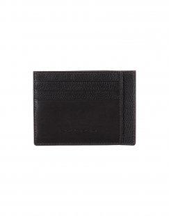 PIQUADRO Herren Brieftasche Farbe Dunkelbraun Größe 1