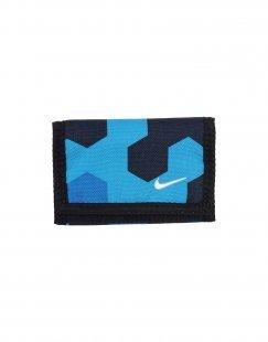 NIKE Herren Brieftasche Farbe Blau Größe 1