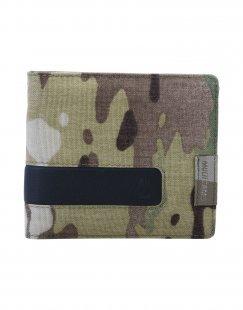 NIXON Herren Brieftasche Farbe Grün Größe 1